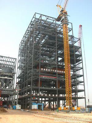 大型钢结构建筑